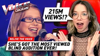 She sang the FORBIDDEN SONG and NAILED IT on The Voice Kids | Relive The Voice