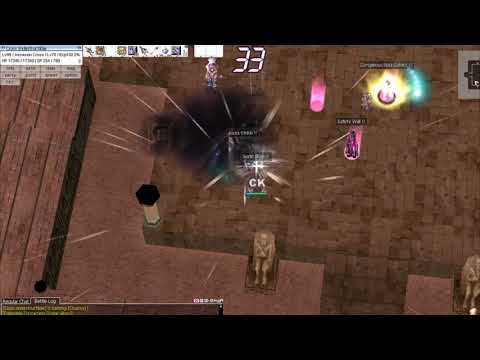 Indestructible Assassin Cross - PvP 99/70