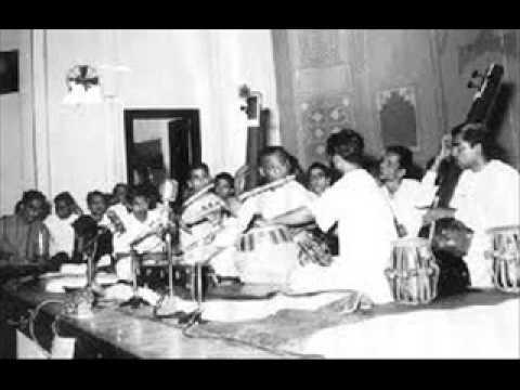 Pt Pannalal Ghosh Raga Bhairavi