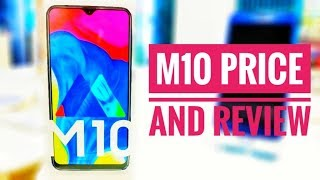 SAMSUNG GALAXY M10 Price and review in Bangladesh