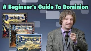 A Beginner's Guide To Dominion (for Magic: The Gathering Players)