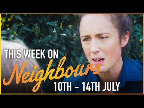 This Week On Neighbours (10th - 14th of July)