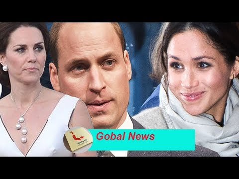 Meghan Markle shameless, a charming ink Prince William in anger kept from Kate Middleton
