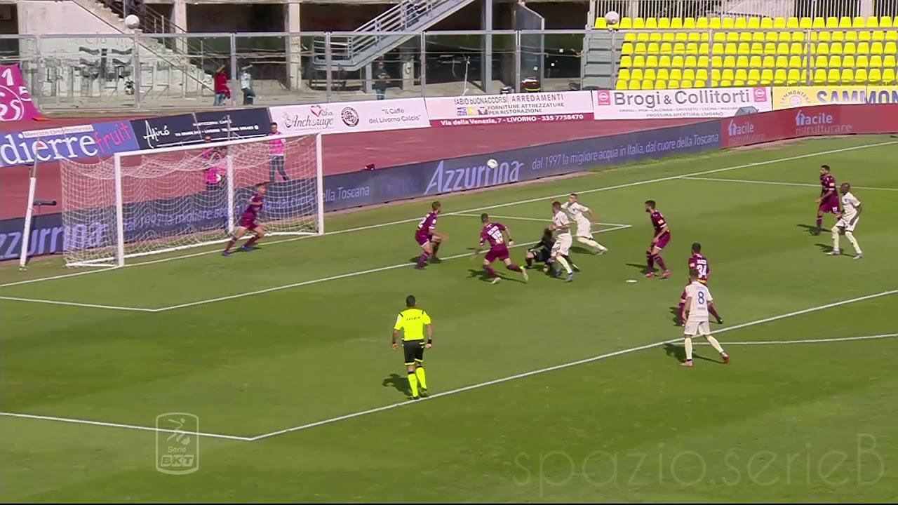 7ª giornata   Livorno - Chievo Verona 3-4   Serie B 2019 ...