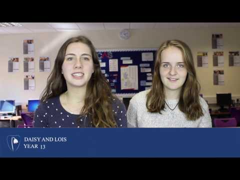 Lois and Daisy tell us about their experiences and enrichment