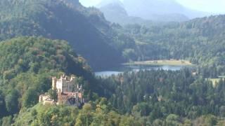 Bavarian Alps (Traveline in Bavaria, Germany)