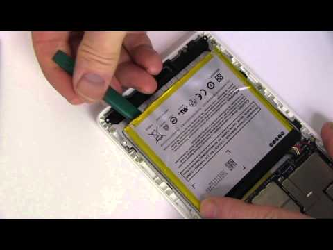 How to Replace Your Amazon Kindle Fire HD 6 Battery