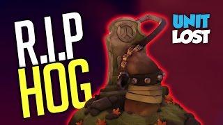 Overwatch - R.I.P Roadhog? Hook 2.0 is BAD? Hummmm…