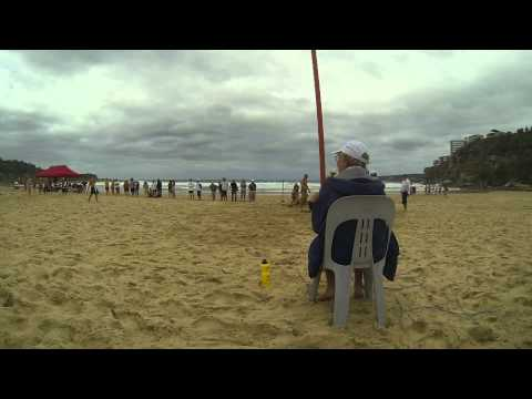 2014 Freshwater Carnival - Open Mens Beach Flags