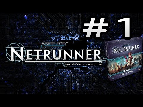 Android Netrunner Deluxe Expansion Review: Order and Chaos - Corp Cards