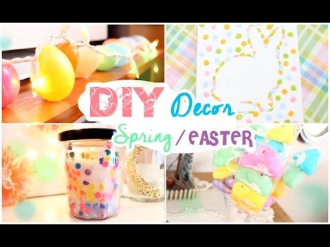 DIY Easter/Spring Decor!