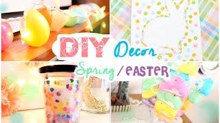 DIY | Velykinės / Pavasarinės dekoracijos ♥ ♥ ♥ ♥ ♥ ♥   Pavasaris jau čia!