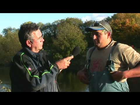 Drennan Knockout Cup 2010: Final Day 1 - River Wye, Hereford