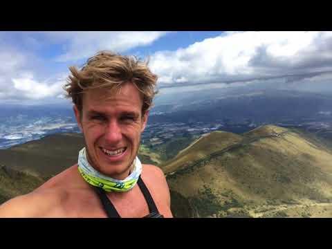 Speed Climb to Cerro Negro   MTB to Taxo Waterfall