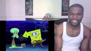 Spongebob In The Hood Reaction!
