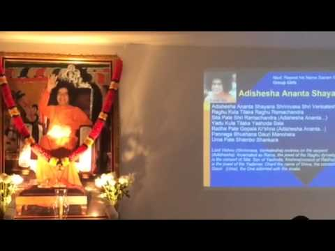 Adisesha Anantha Seyana - Sai Bhajan