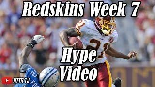 Washington Redskins Week 7 Hype Video ᴴᴰ || 2016 vs Detroit