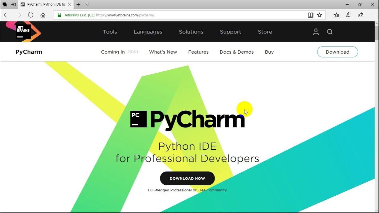 Cài đặt PyCharm IDE - Công cụ hỗ trợ học Python tốt nhất