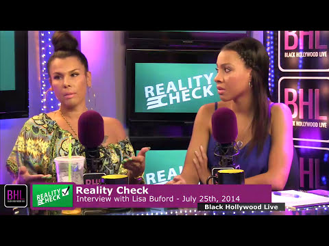 Reality Check w/ Lisa Buford | July 25th, 2014 | Black Hollywood Live