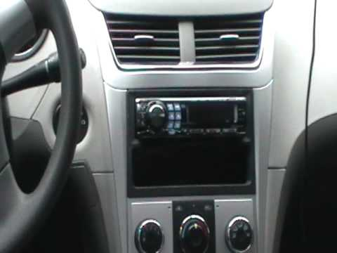 2008 Chevrolet Malibu Ls Review Youtube