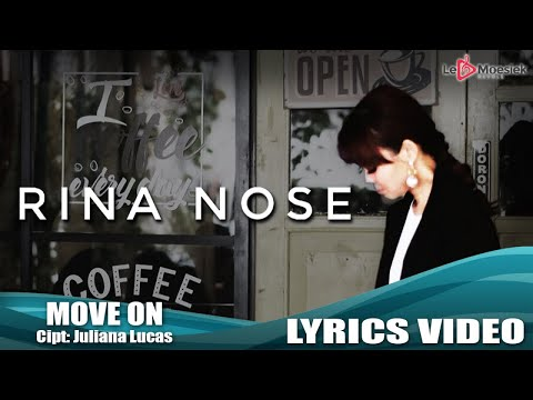 Rina Nose - Move On (Official Lyrick Video)