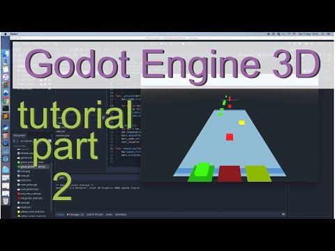 Godot Engine 3D Rhythm Based Game Tutorial / Part 2 - Creating bars and notes thumbnail