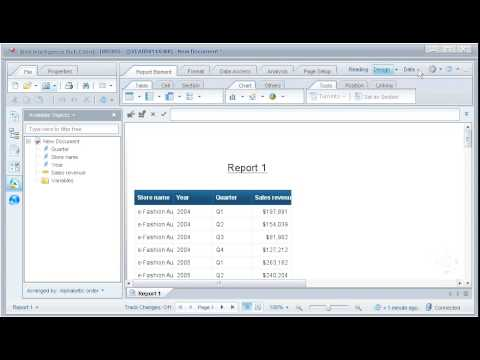run-and-save-a-query:-sap-businessobjects-web-intelligence-4.0
