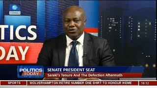 Ononuju Reveals The Only Way Saraki Can Be Impeached | Politics Today |