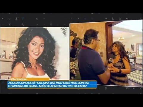 Veja como está Adele Fátima, musa de Sargentelli e primeira Rainha de Bateria do Carnaval