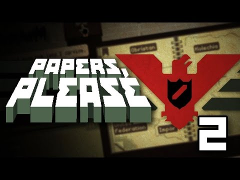 NO PASSPORT??!!- Papers, Please