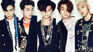 Which BIGBANG Member Is The Most Attracted To You? | OMO Kpop #28
