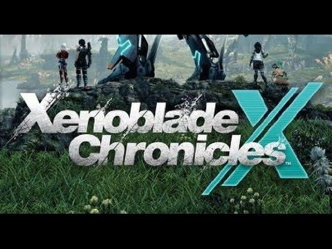 Xenoblade Chronicles X - Mission: Professor B's Return - YouTube