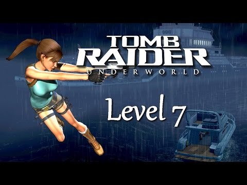Tomb Raider Underworld #08 - Andaman Sea (Classic Lara MOD)