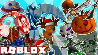 [LEAK] ROBLOX 2018 ALL LEAKS *CHRISTMAS AND HALLOWEEN ITEMS/EVENT*|Leaks and predictions