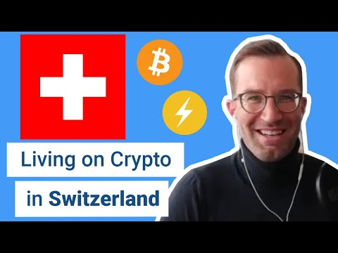 Living on crypto in Switzerland: An interview with Marc Steiner
