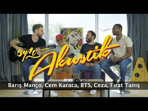 4 Farklı Milletin Müzikleri (Barış Manço, Cem Karaca, BTS, Ceza.. Canlı coverlar) | 3Y1T Akustik