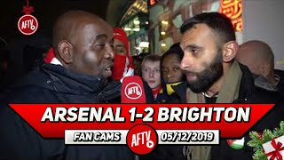 Arsenal 1-2 Brighton | It May As Well Have Been Emery Who Picked That Line Up! (Moh)