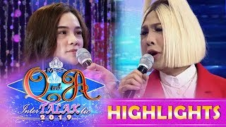 It's Showtime Miss Q & A: Ate Girl Jackque tells Vice that she won't let him go