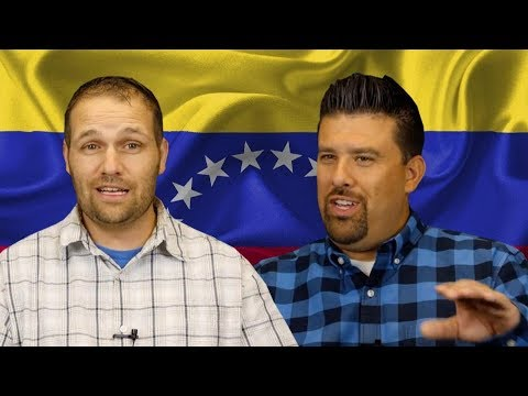 Americans share their 1st impressions of Venezuela