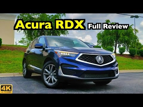 2020 Acura RDX: FULL REVIEW + DRIVE | Acura Hits a Home Run!