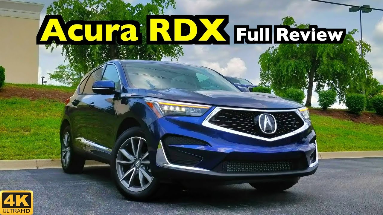 2020 Rdx Review.2020 Acura Rdx Full Review Drive Acura Hits A Home Run