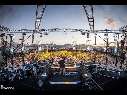 Aly & Fila live at EDC Las Vegas 2016