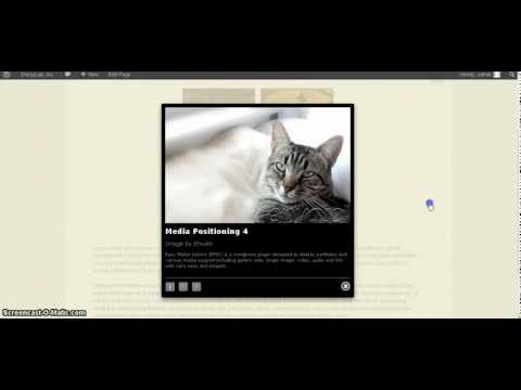 How to Publish Easy Media Gallery ( Standard Method )