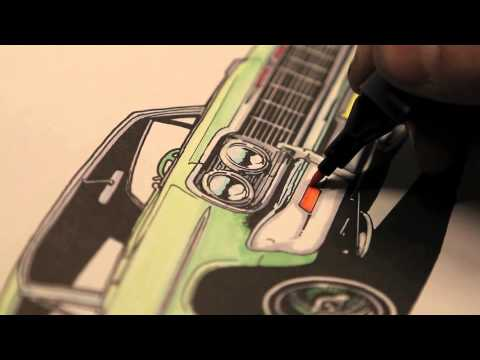 lowrider coloring book trailer youtube