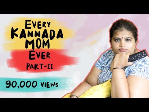 Every Kannada Mom  Mothers Day Special 2018  TROLL HAIKLU  PART II