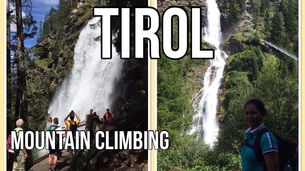 Mountain Climbing Tirol Austria#Climbing#HikingTirol