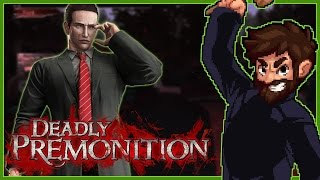 Deadly Premonition - Judge Mathas