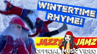 WINTERTIME RHYME - JAZZY JAMZ - KIDS MUSIC VIDEO