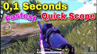 Quick Scope 0,1 Seconds - King Of Magic Shot Is Back