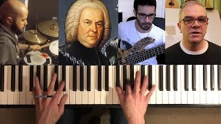 Putting Bach to a Beat (and a Bass)